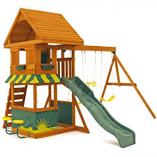 magnolia play set big backyard total playgrounds