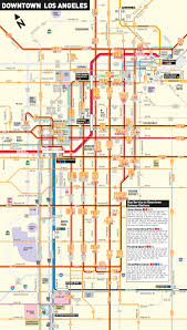 Union Station Los Angeles Map by Update Red Purple Line Trains Resume Normal Service The Source