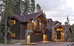custom design homes colorado custom mountain home architects bhh partners