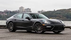 porsche sedan 2016 2017 porsche panamera turbo first drive when luxury four door