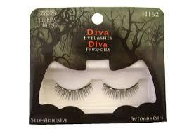 amazon com fantasy makers eyelashes wet n wild diva eye lashes