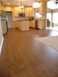 Almada Cork Flooring Rustic Wolf Creek Hickory From Chelsea Plank Flooring Kitchen