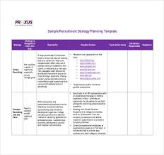 Workforce Planning Template Excel Free Strategy Template 19 Free Word Excel Pdf Document