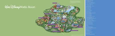 Epcot World Showcase Map Disney World Hotel Map Roundtripticket Me
