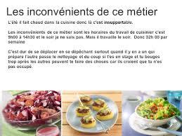 metier de cuisine stage de cuisinier stage du 07 02 11 ppt télécharger