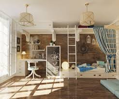 Small Mezzanine Bedroom by 10 Year Old Boy Bedroom Ideas Kids Bedrooms With Cool Builtins For