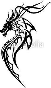 37 best dragon tattoos images on pinterest tribal dragon tattoos