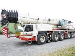 2009 tadano atf 220 g5 link belt atc 3250 crane for sale or rent