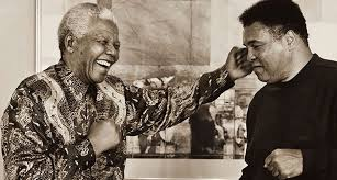 Nelson Mandela On Donald Nelson Mandela Racism And Friends With