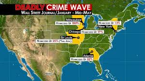 Crime Map New York by What U0027s Behind Recent Nationwide Crime Wave Cnn Video
