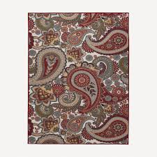 Paisley Area Rug Sweet Home Stores Sweet Home Paisley Area Rug Reviews