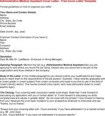 medical assistant cover letter bunch ideas sample cover letter