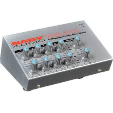 Best Small Mixing Desk Analog Utility Mixers B H Photo