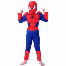 Halloween Gifts For Boys by Popular Spiderman Muscle Buy Cheap Spiderman Muscle Lots From