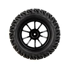 traxxas monster jam trucks goolrc 4pcs high performance 1 10 monster truck wheel rim and tire