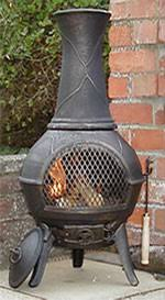 Bronze Cast Iron Chiminea Buy The Vienna Cast Iron Chiminea Online Largest Range Of Cast