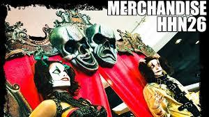 halloween horror nights forums hhn26 merchandise at the universal studios orlando halloween