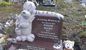 baby headstones for stevenson memorials headstones gravestones