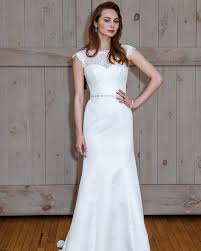 davids bridal hairstyles david s bridal spring 2018 wedding dress collection martha