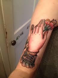 voodoo heart tattoo bioshock infinite tattoo done by lauren at voodoo monkey tattoos