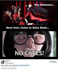 No Capes Meme - madonna cape tumblr
