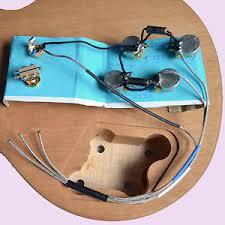 kit control electronique cable pour les paul gibson epiphone lp