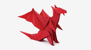 origami dragon jo nakashima dragon 6 youtube