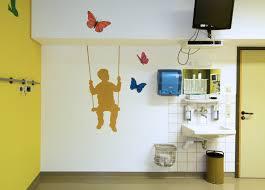 Klinikum Bad Hersfeld Künstlerische Wandbemalung Im Krankenhaus Im Kinder Aufwachraum