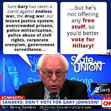 Gary Johnson Memes - meme common sense with paul jacob