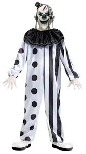 clown costumes boys killer clown costume all mega fancy dress