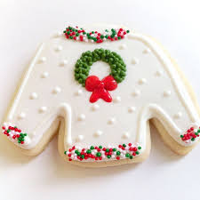 32 best ugly sweater cookies images on pinterest decorated