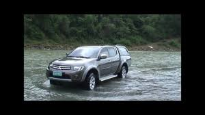 mitsubishi strada 2016 2012 mitsubishi strada northern luzon youtube