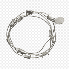 wire jewelry bracelet images Metal bracelet barbed wire jewellery barbwire png download jpg