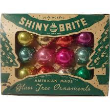 shiny brite ornaments value 28 images 17 best images about