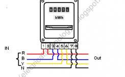 wiring diagram for capacitor start capacitor run motor run with