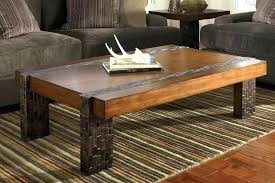 rustic end tables cheap small rustic coffee table small rustic coffee table large rustic