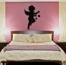 popular angel vinyl buy cheap angel vinyl lots from china angel new home wall stickers vinyl decal angel baby kids romantic decor for bedroom free shipping