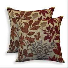 decorative pillow cases red accent pillows leather pillows where