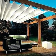 outdoor awning fabric retractable umbrella awning gazebo style retractable umbrella