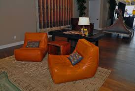 Family Room Design With Brown Leather Sofa Dining Room Appealing Interior Furniture Design With Masins