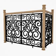 Iron Panels Decorative Door Stair Window Wall With Regard To Ideas
