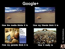 Google Plus Meme - welcome to google my social media diary