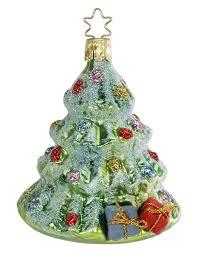 inge glas christmastime christmas tree ornament flamant usa