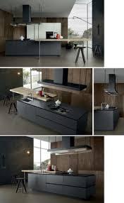 minimal black white kitchen by interior architect annemarie van