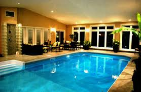 estate house plans indoor pool house design plans