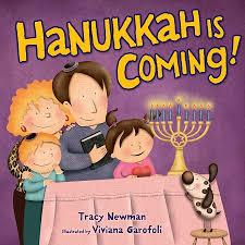 hanukkah book hanukkah is coming board book