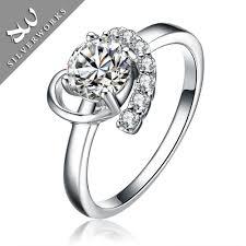 model wedding ring designs brilliant silver new model wedding rings