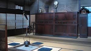 chambre japonaise moderne la maison traditionnelle japonaise