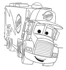 big trucks coloring pages 561509