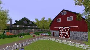 the sims 3 building paradise ranch youtube